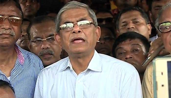 ঠাকুরপাড়ায় হামলার বিচার বিভাগীয় তদন্তের দাবি জানাই: ফখরুল