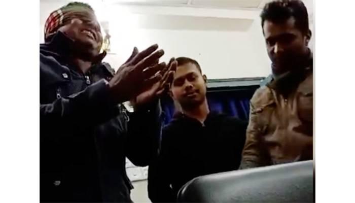 ফরিদপুরে পুলিশ কর্মকর্তার ভিডিও ভাইরাল, তদন্ত কমিটি গঠন